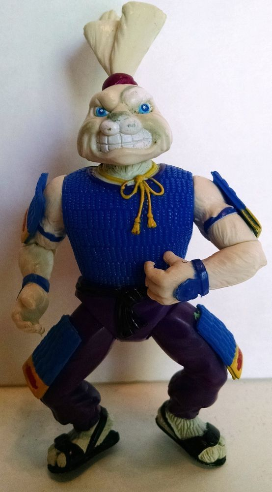 Vintage Tmnt Teenage Mutant Ninja Turtles Usagi Yojimbo Figure Great