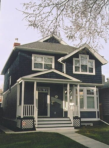 Victorian Style Homes Craftsman Arts Crafts Centennial Ltd Edmonton
