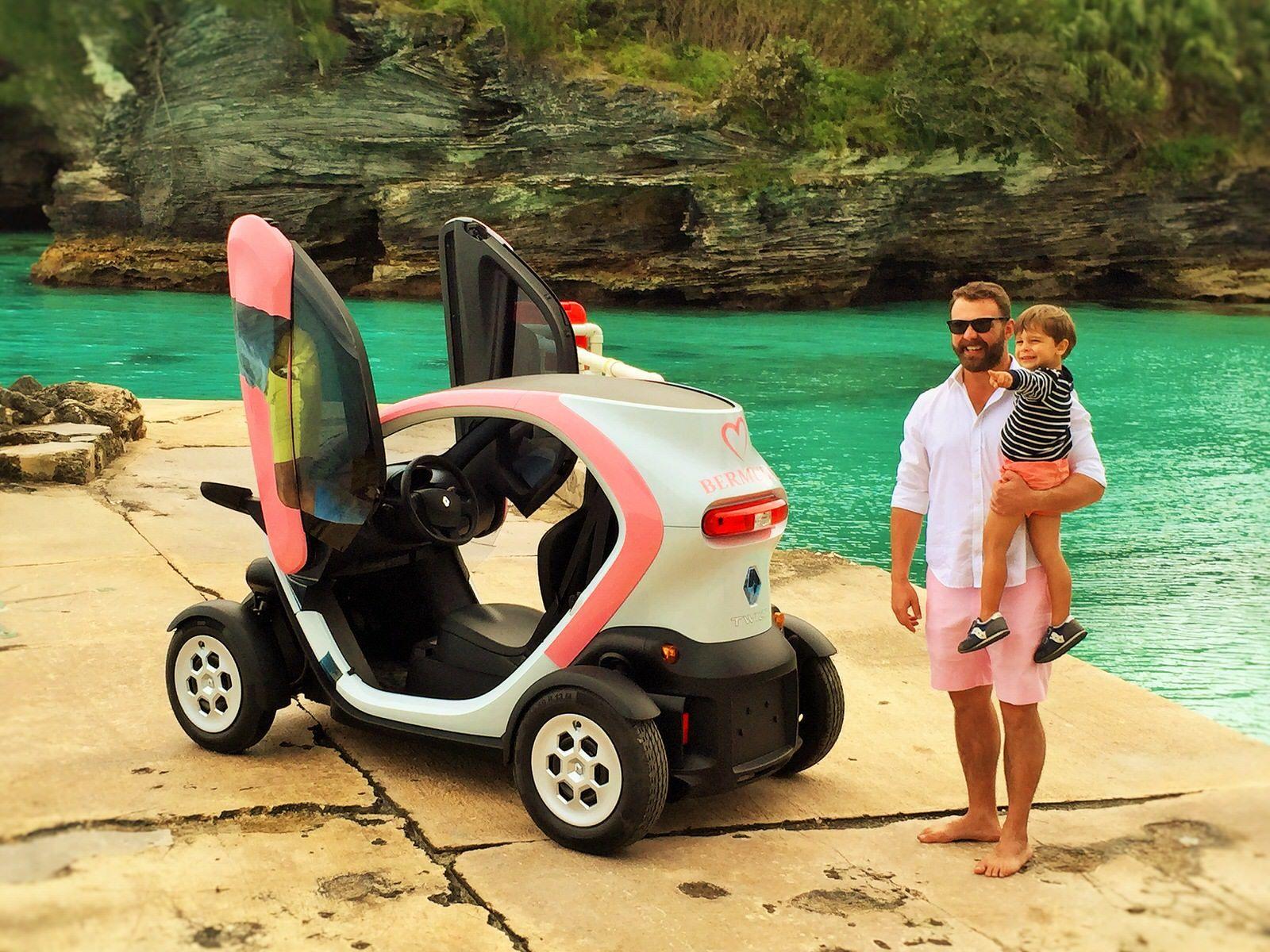 Bermuda Car Rental >> Twizy Rentals Bermuda Bermuda In 2019 Elbow Beach Bermuda