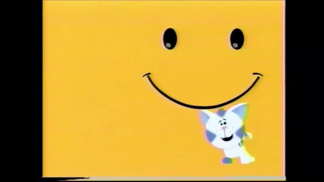 Nick Jr. Face & Periwinkle- Blue's Clues (2001) - YouTube ...