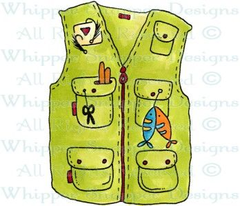 Fishing vest clipart 2 pinterest fishing vest for Toddler fishing vest
