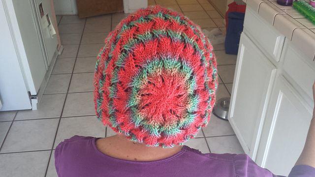 Ravelry: marthacarolina's Lotus Hat