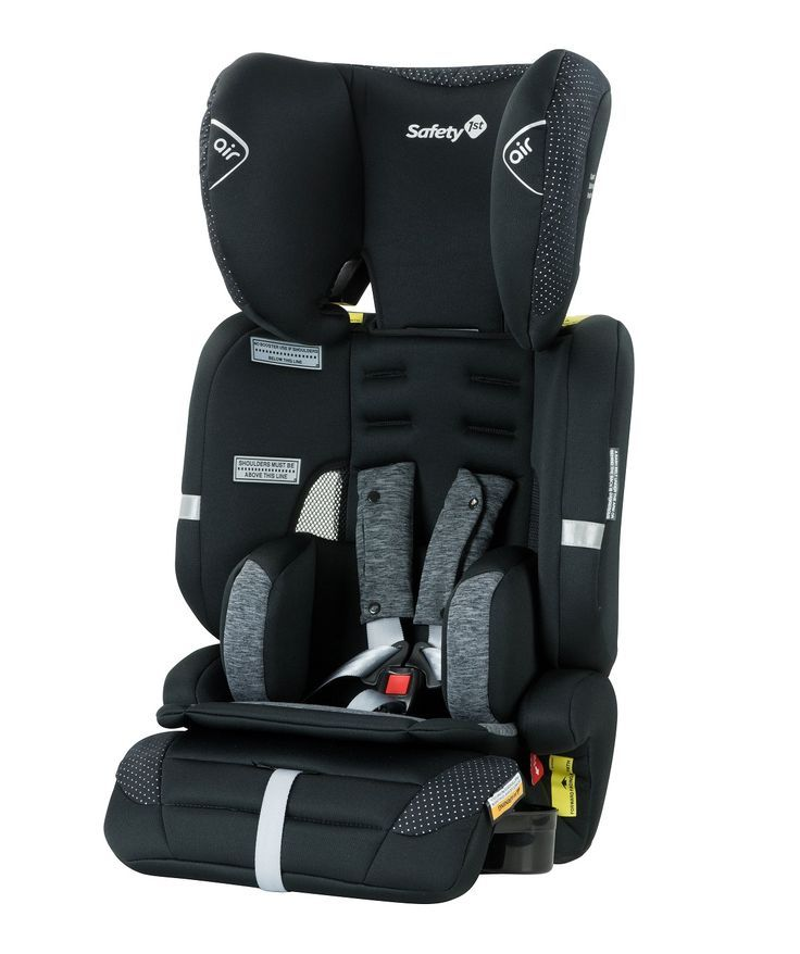 Review: Safety 1st Prime Car Seat with Air Protect Technology