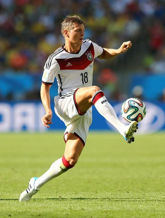 2014 World Cup Award Nominees World Cup Teams Toni Kroos World Cup
