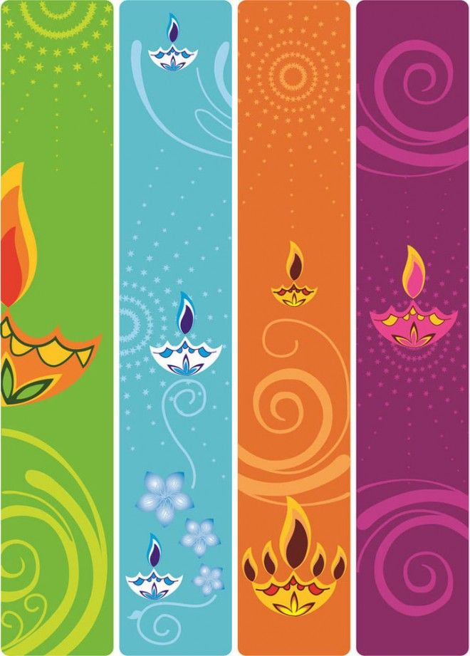 40 Beautiful Diwali Greeting Card Design Resources - Backgrounds - greeting card templates