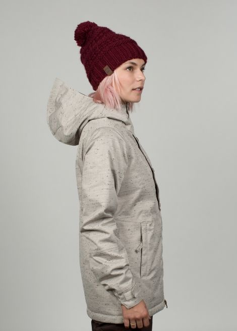 Womens Authentic Rumor Insulated Jacket