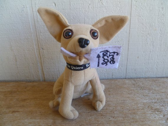 Taco Bell Talking Chihuahua Free Tacos Products Free Taco