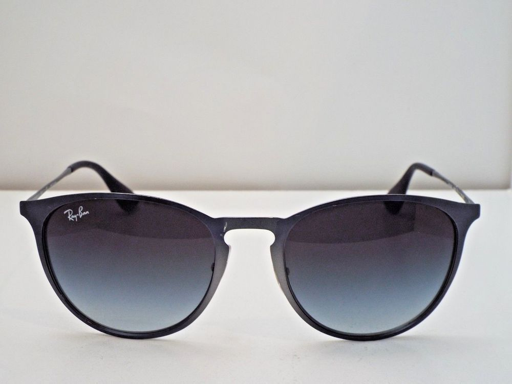5a9726ff7f06 Authentic Ray-Ban RB 3539 192/8G Erika Glittered Grey Gradient Sunglasses  $175 #fashion #clothing #shoes #accessories #unisexclothingshoesaccs ...