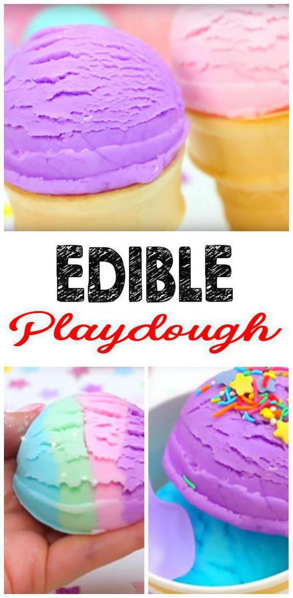 Photo of How To Make Edible Playdough
