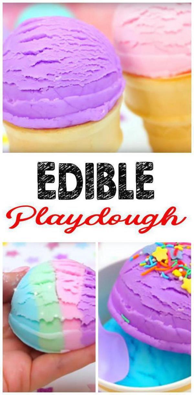 Photo of How To Make Edible Playdough | Easy DIY Edible Playdough Recipe No Cook