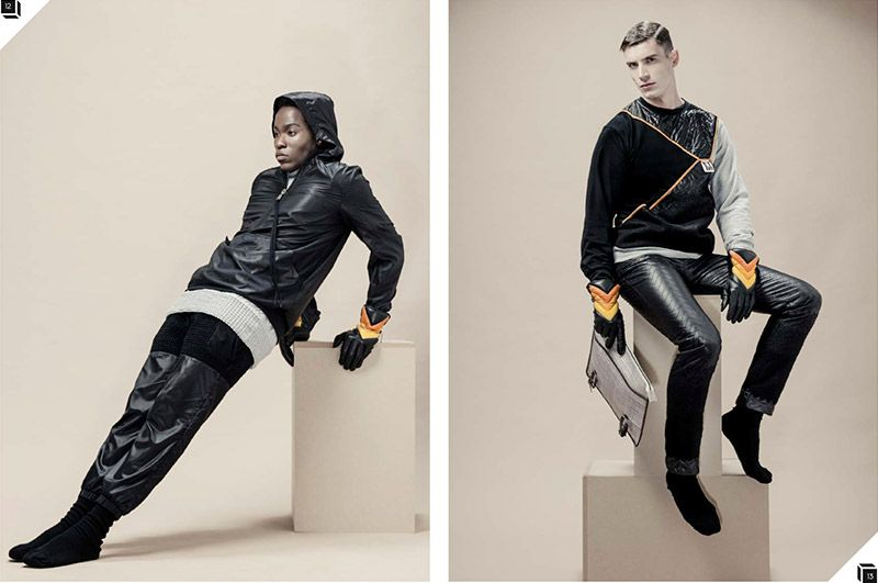 Leather - Fucking Young! » Ricardo Andrez Fall/Winter 2013 Lookbook