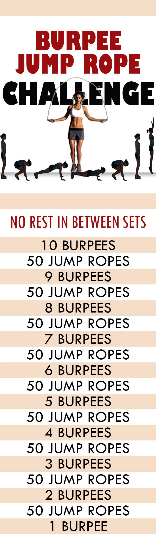 30 Minute Shoulder Sculpting Workout Burpee Jump Rope Challenge Back Busting Workout Full Body Bench Press Whole Jump Rope 30 Day Push Up Burpee Challenge