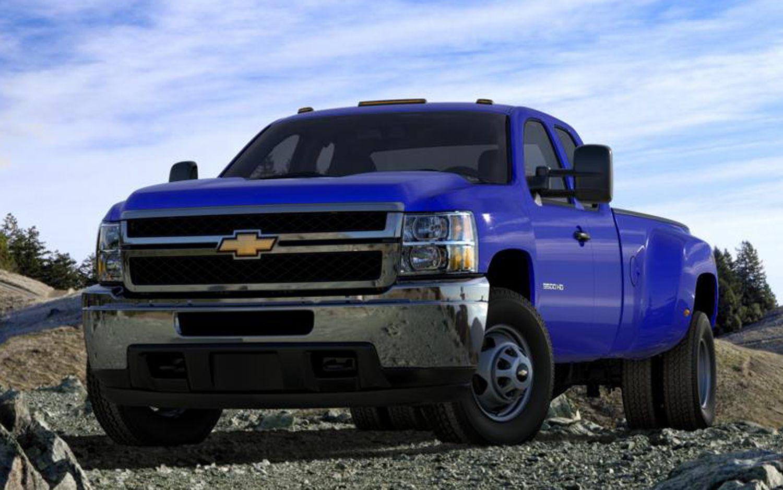 Build your own truck 2014 chevy silverado