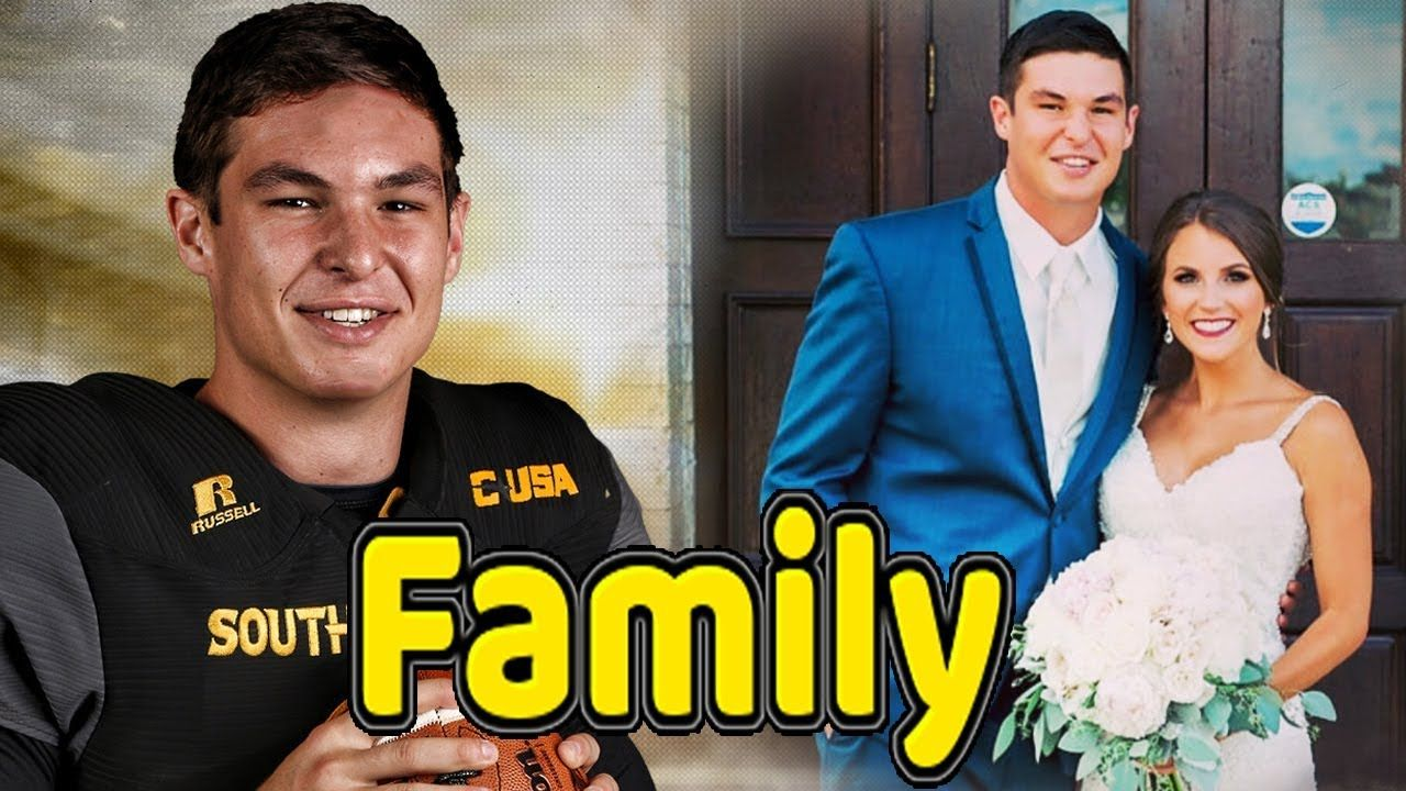 Nick Mullens Family Photos With Wife Haleigh Hughes 2018 Sports Gallery Famous Sports Wife And Girlfriend