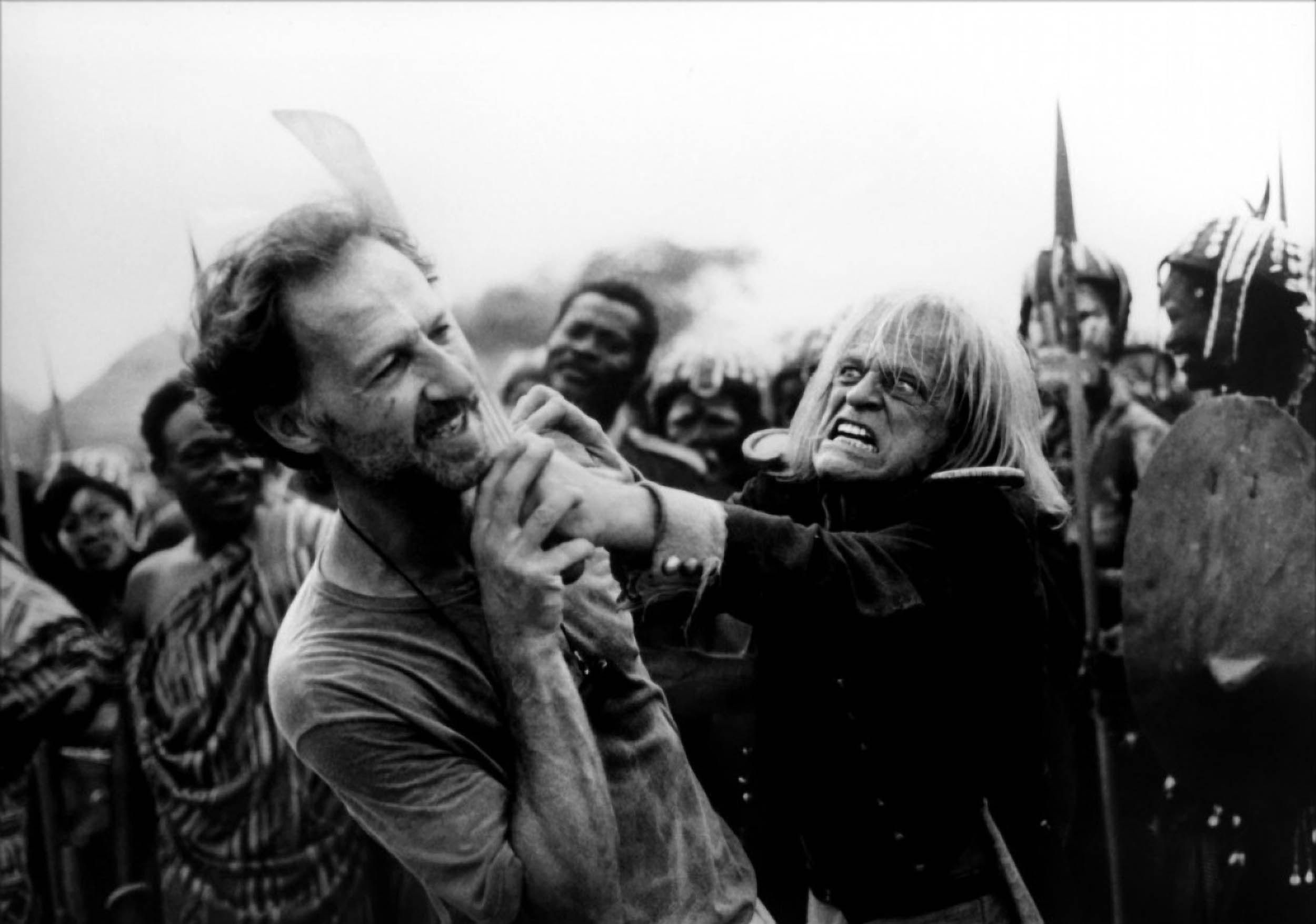 Klaus Kinski <3 Werner Herzog  (2500×1756)