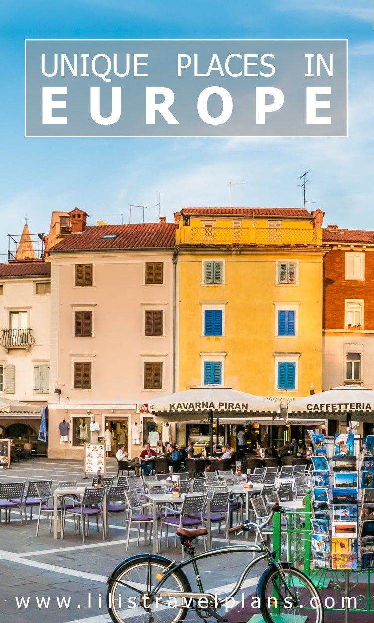 Hidden gems in Europe - Piran, Slovenia - Best unique places to visit