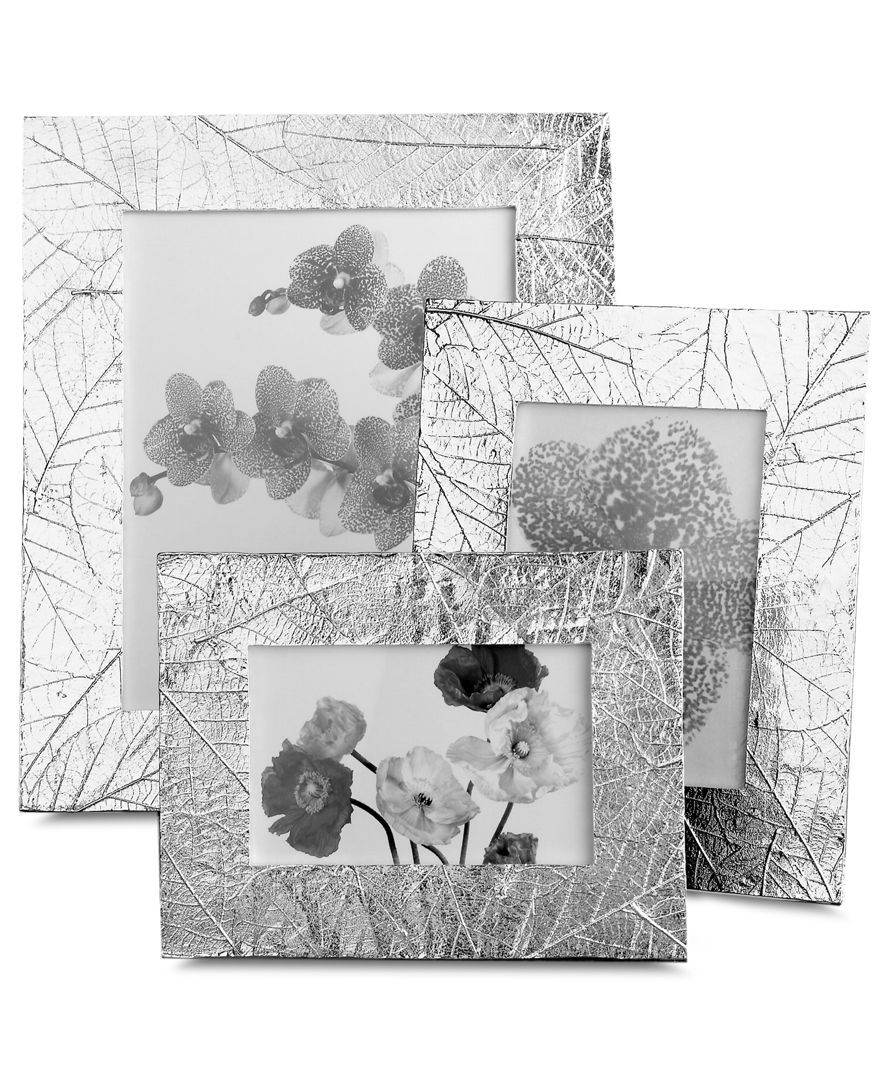 michael aram forest leaf collection frames 8x10