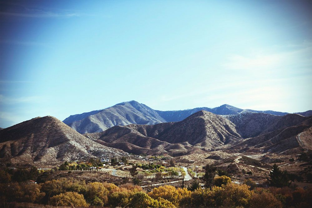 Acton, CA by Nathaniel Wood | Valley california, Portable ...