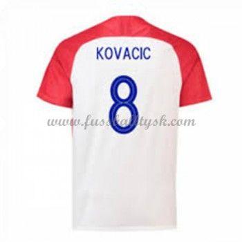 Fussball Trikots Kroatien WM 2018 Mateo Kovacic 8
