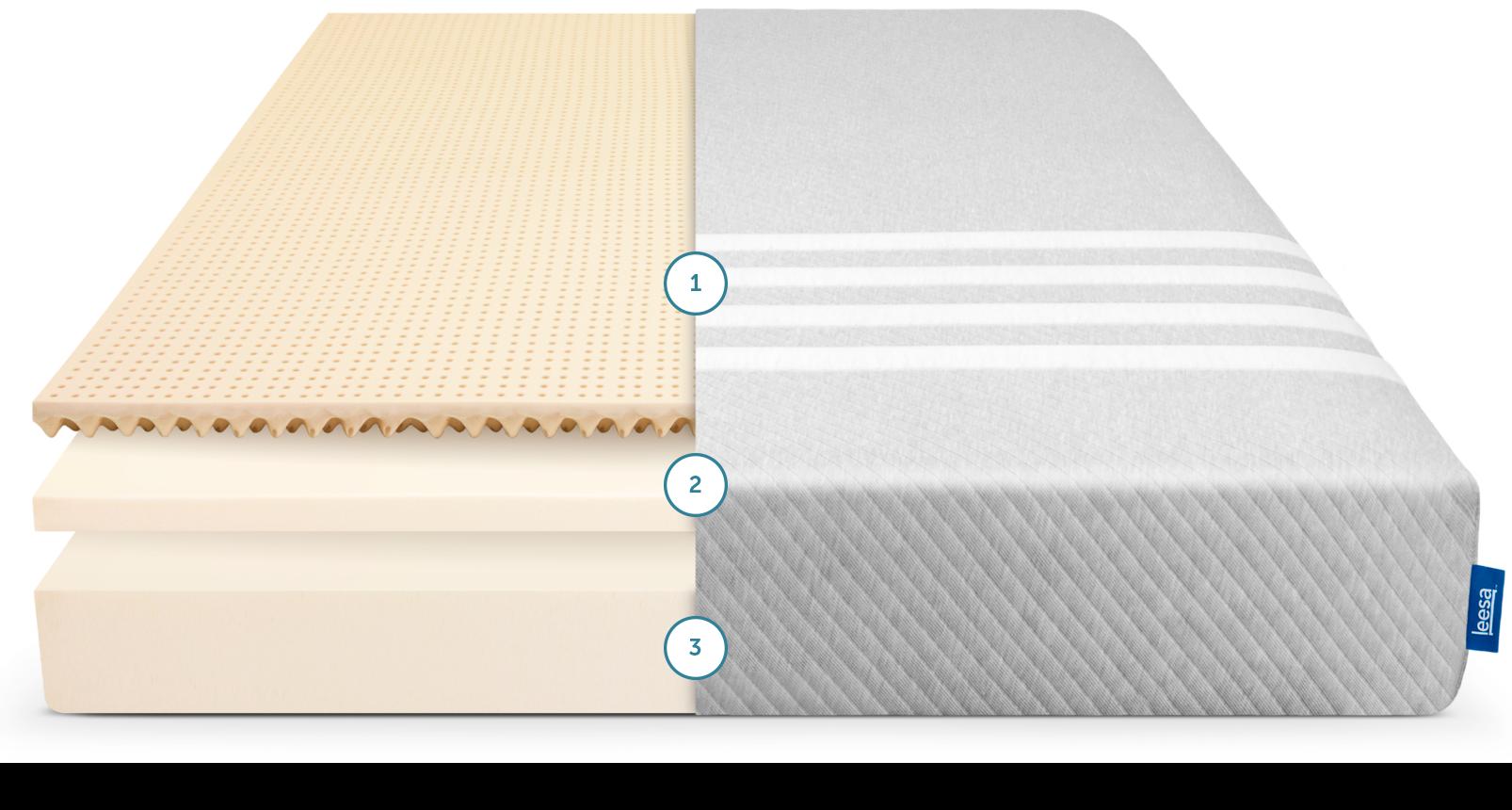 Memory Foam Mattress Cooling Supportive Comfortable Leesa Leesa Mattress Mattress Memory Foam Mattress