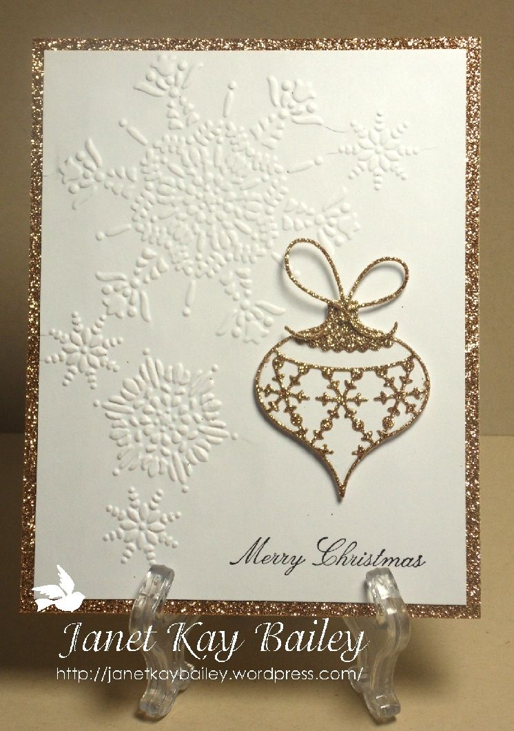 memory box dies christmas cards Google Search Stamped