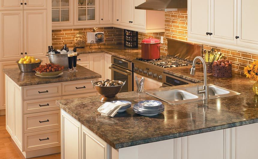 Blue Storm Formica Kitchen Remodel Small Kitchen Remodel Kitchen Countertops Laminate