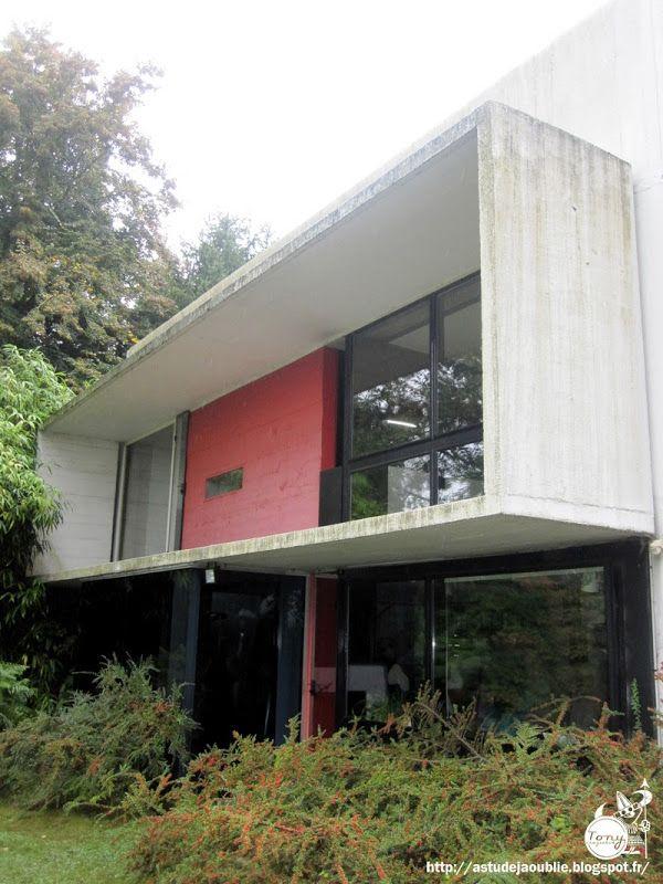 St-Rémy-lès-Chevreuse - Maison de Marta Pan et du0027André Wogenscky