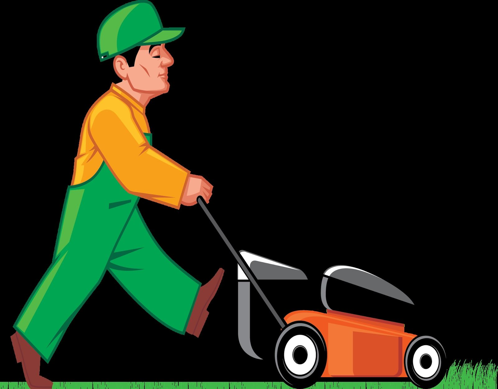 Lawn Mowing Clipart Images In 2021 Lawn Mower Best Lawn Mower Clip Art