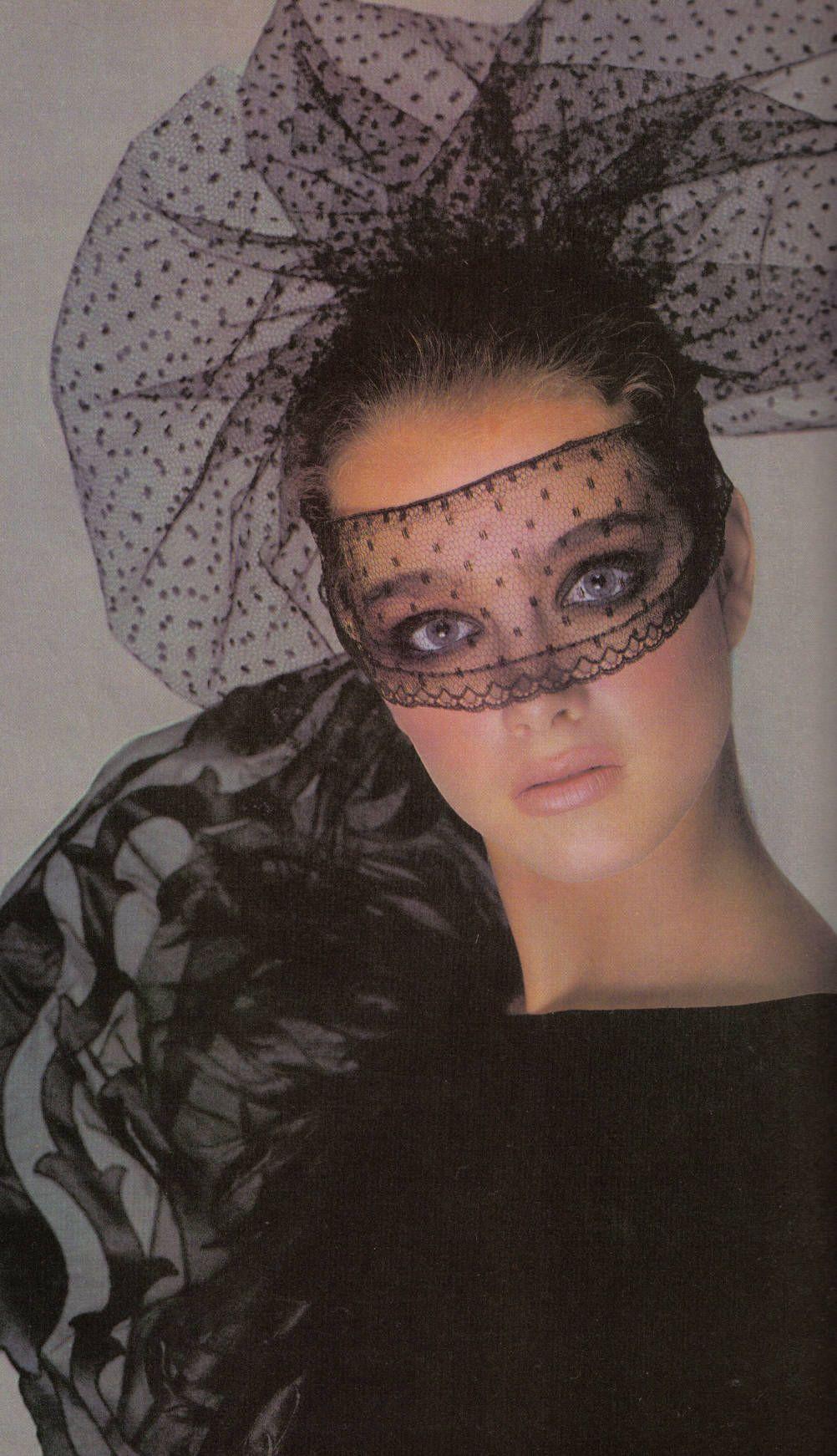 Brooke Shields Vogue | 80's Touch | va-nes-sa: vogue 80, brooke shields