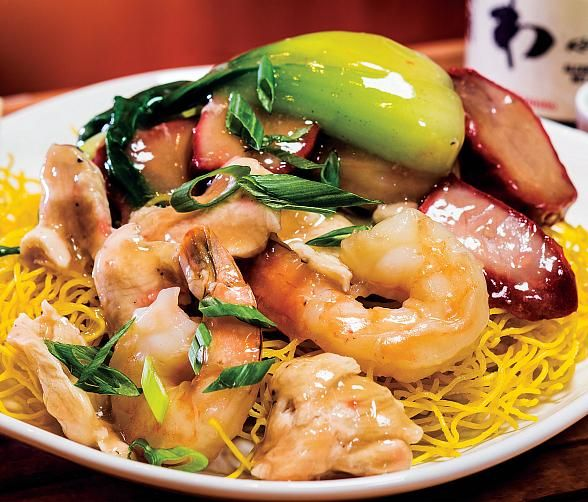 All New Peng Zu Asian Restaurant Now Open At Suncoast Hotel And
