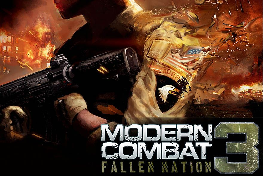 Modern Combat 3 For Blackberry Playbook Free Pc Games Combat Gaming Pc