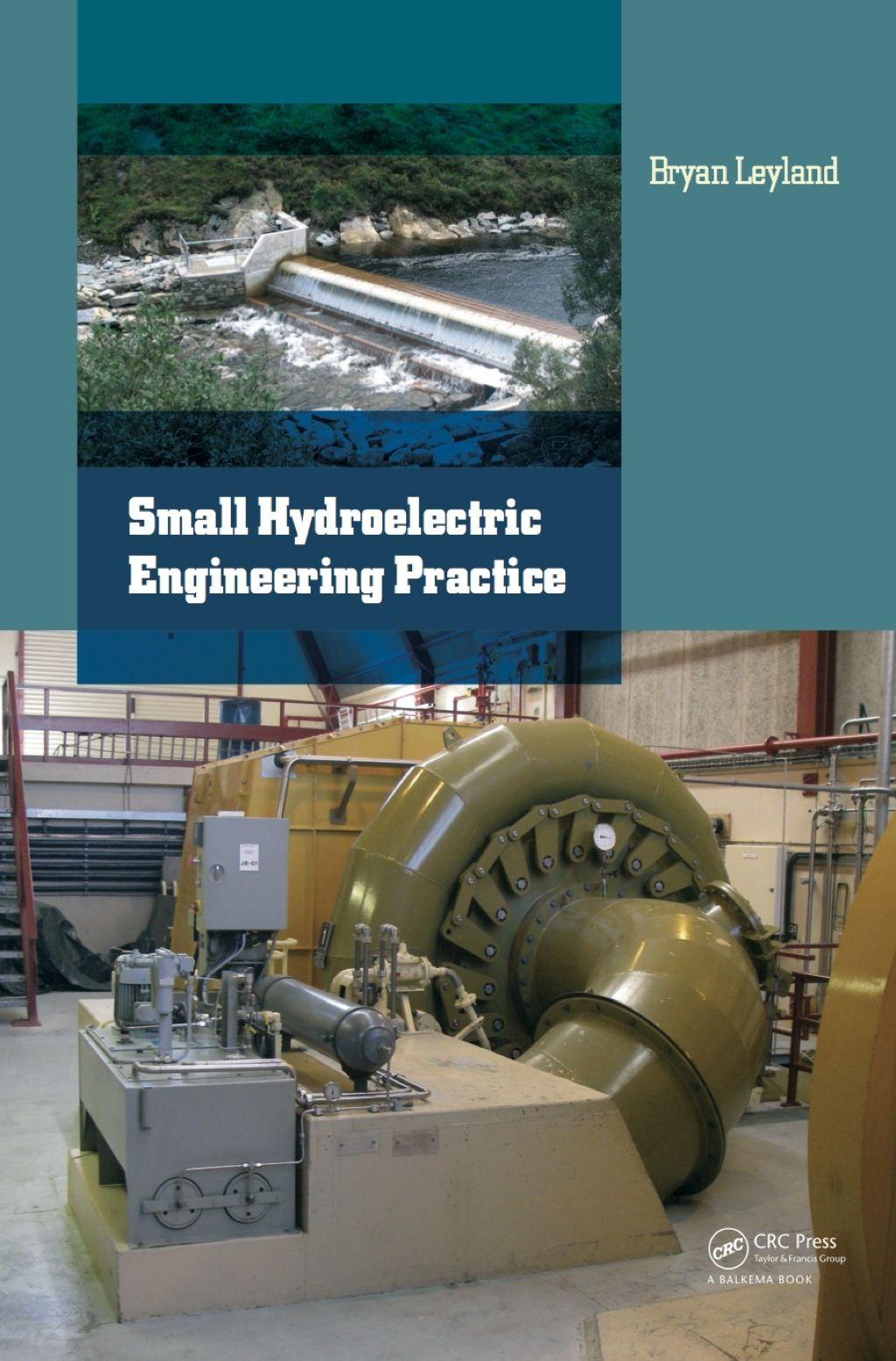 Small Hydroelectric Engineering Practice (eBook Rental