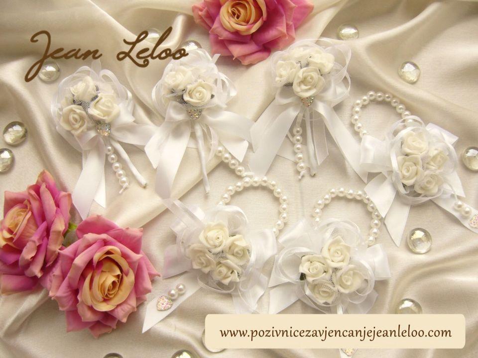 Reveri i narukvice za vaše vjencanje od 20 kn
