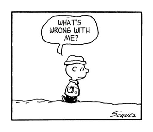 Image result for charlie brown awkward is my specialty