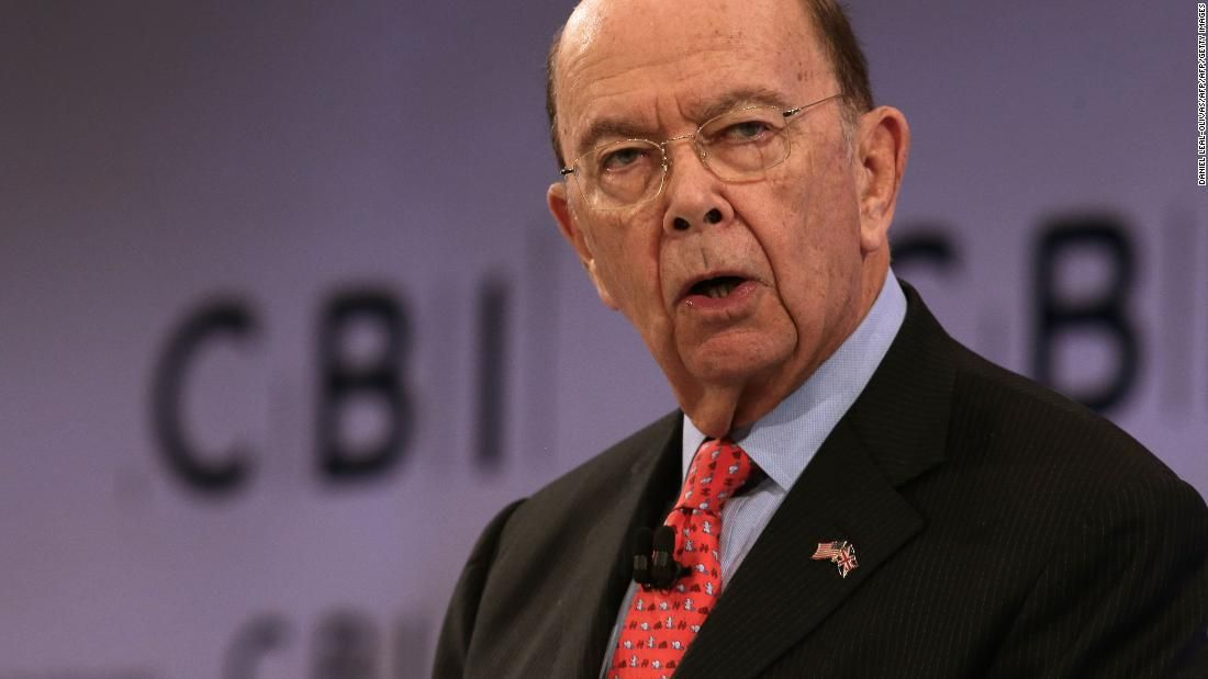 Legal watchdog wants Commerce IG to investigate Wilbur Ross