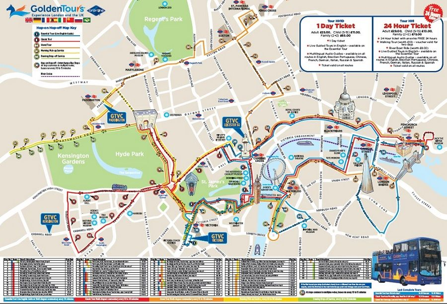 find hop on hop off london tour route map time table to plan your london day out with hop on hop off plus 3 routes on open top bus tour of