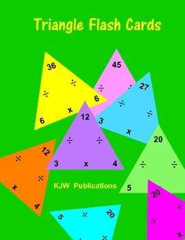 My Students Love These Flashcards 11 Pages Multiplication Flash