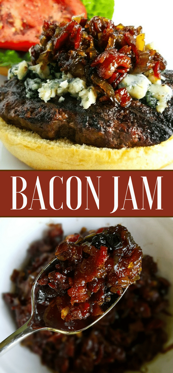 The Very Best Bacon Jam Burgers | Mom's Dinner