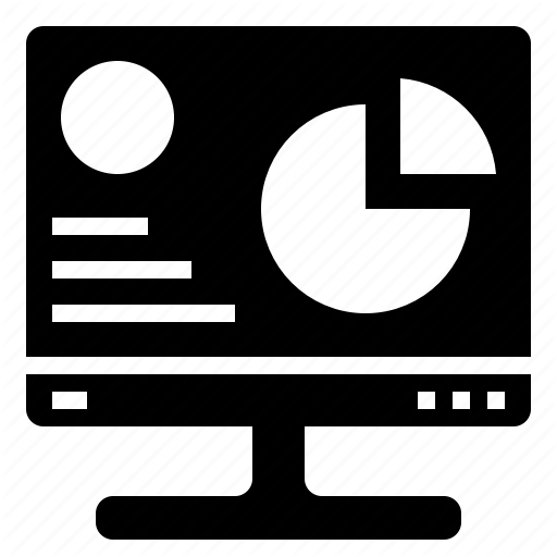Analysis Management Operation Portfolio Report Icon Download On Iconfinder Icon Portfolio Glyph Icon