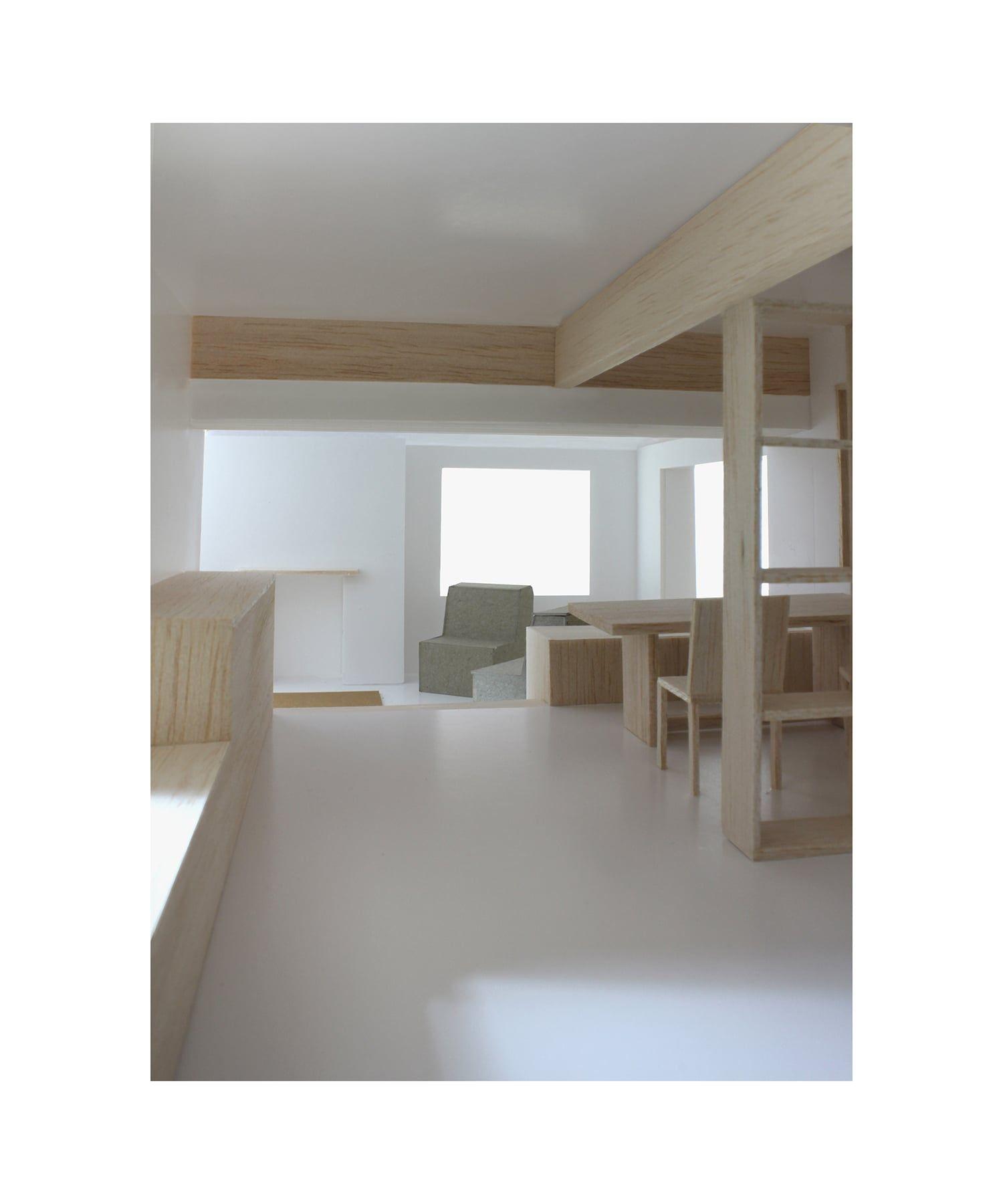 Ordinaire Architecture · Kitchen Hall New