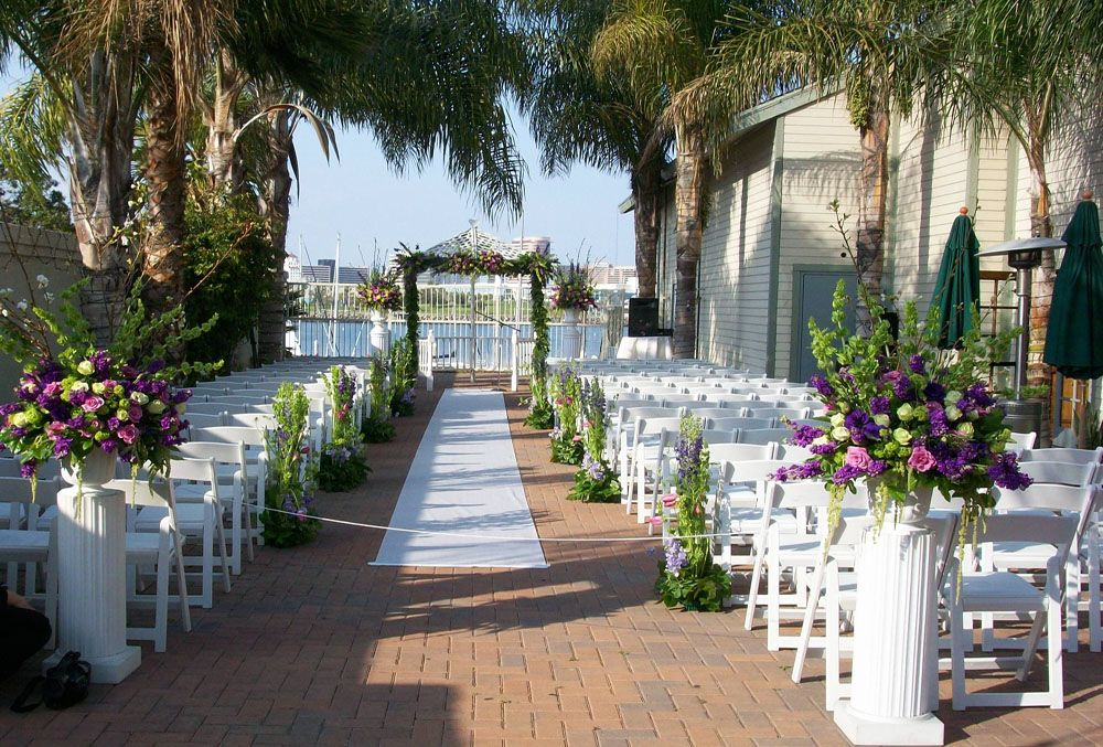 The Reef Long Beach Repinned From LA County Ceremony Officiant