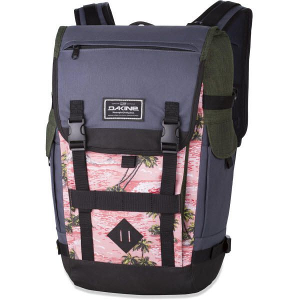 DAKINE VAULT BACKPACK ALOHA LAPTOP SLEEVE 25L The 2014 Dakine ...