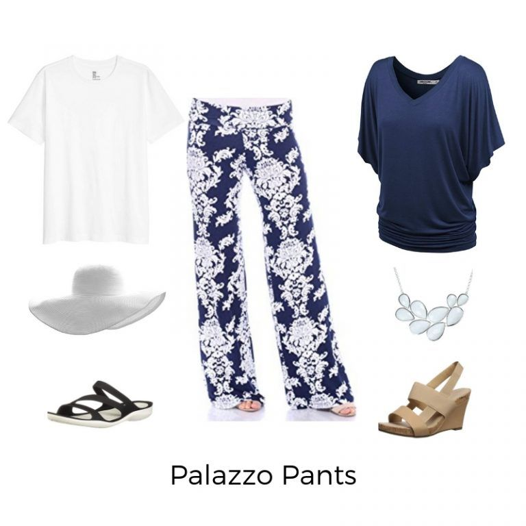 Plus Size Cruise Wear: 20 Cruise Outfits Plus Size Women Will Love! #summercruiseoutfits