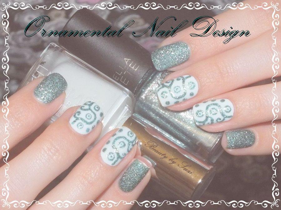 .◠▫◡❀ Beauty by Suzi ❀◡▫◠.: ◠◎◡ Ornamental Nail Design ◡◎◠