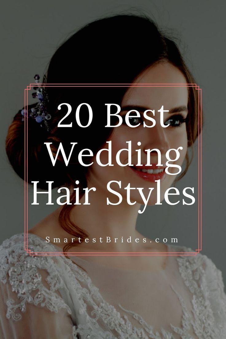 Hier Sind 20 Wunderschone Hochzeitsfrisuren Fur Frauen Die Smartest Wedding Planning Wedding Hairstyles For Women Wedding Hairstyles Womens Hairstyles