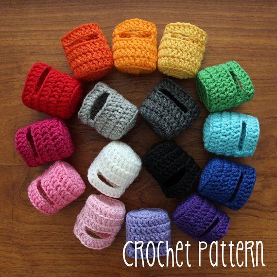 Crochet Spot » Blog Archive » Crochet Pattern: Doll Booties ... | 570x570