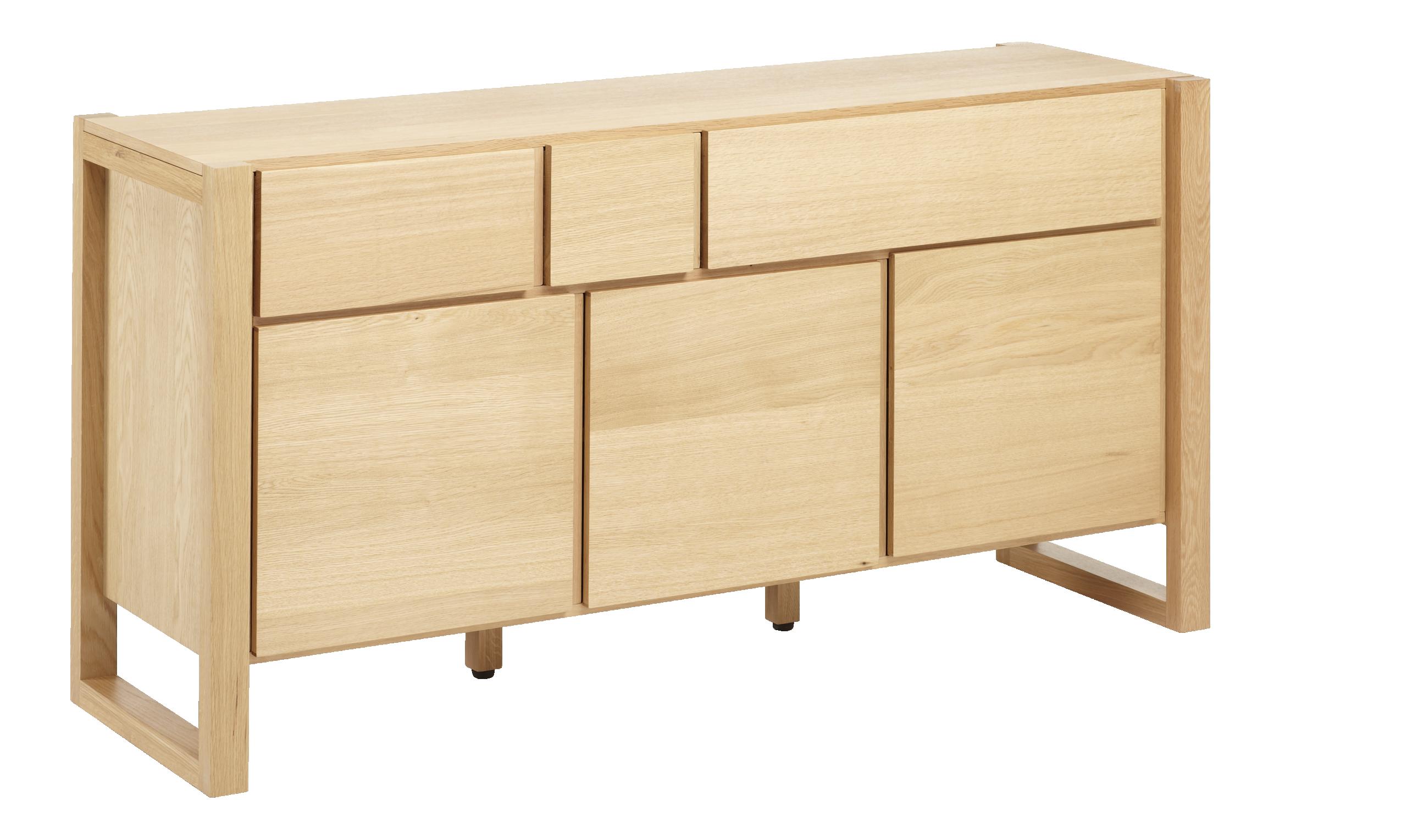 HANA Kitchen cabinet Natural Wood | House | Pinterest | Particle ...