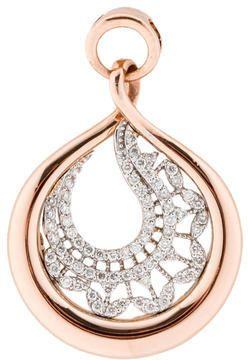 Diamond Lace Pendant on shopstyle.com