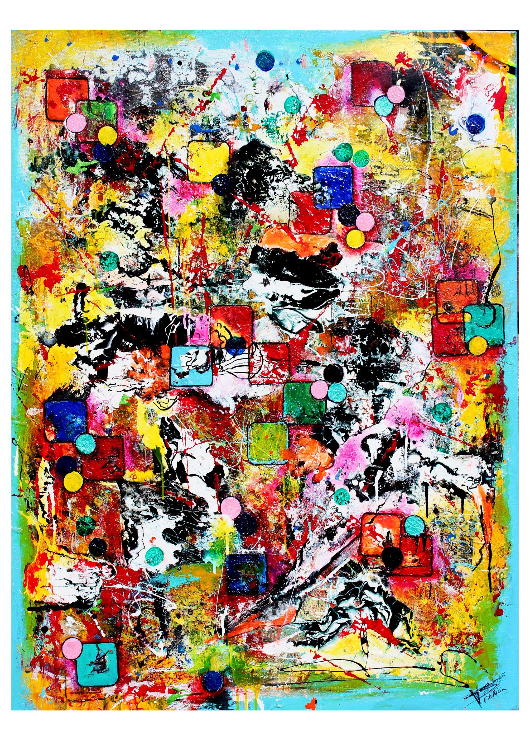 Peinture, Art Abstrait, Technique Bombe, Acrylique, Glycero U0026 Encres |  Recent Artworks | Pinterest | Artwork