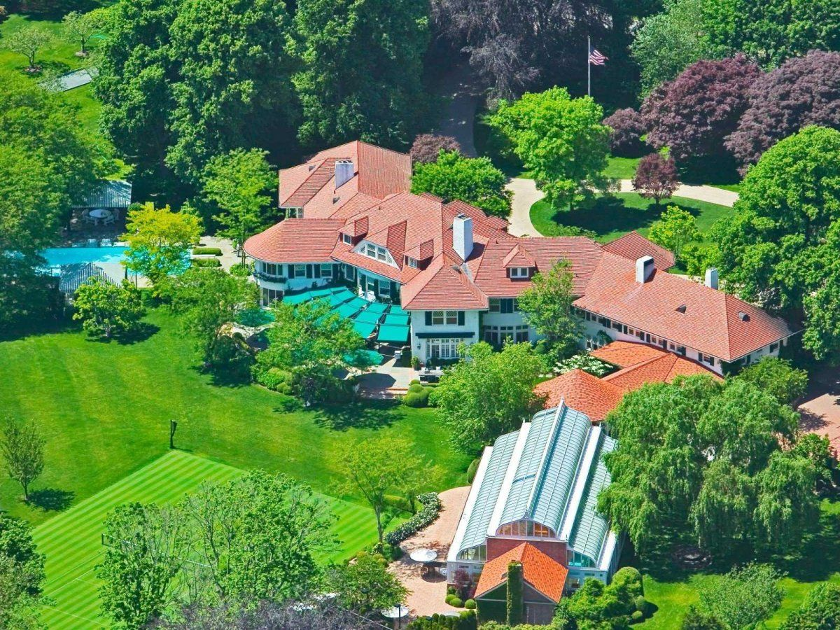 The 13 most expensive mansions you can rent in the